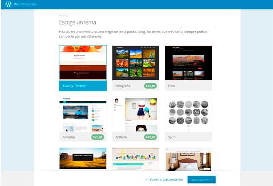 Cómo crear tu blog en Wordpress? - Artyco