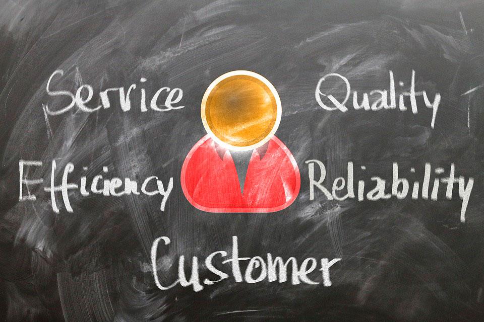 Relación empresa con cliente