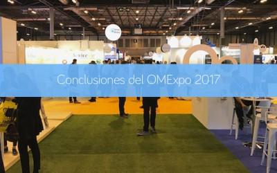 Conclusiones del OMExpo 2017 by Futurizz. La feria del Marketing Digital.