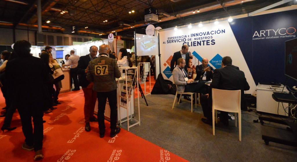 Stand de ARTYCO en OMEXPO 2017