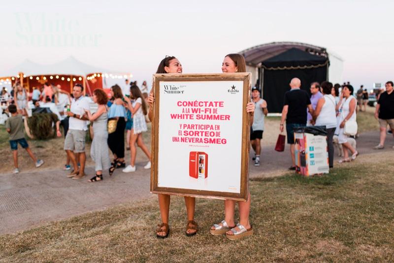 Marketing WiFi en eventos