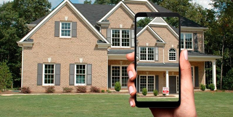Videollamada para sector inmobiliario