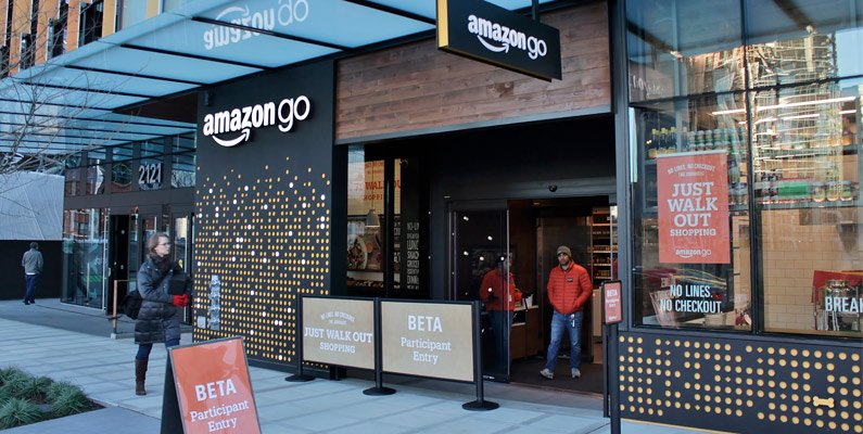Inteligencia Artificial en Amazon Go