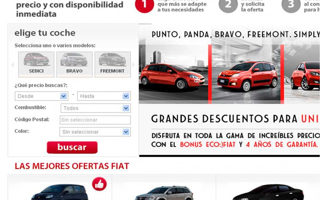 El Factory de Fiat alcanza su punto álgido