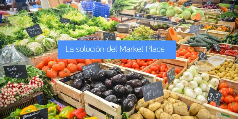 La solución del Market Place