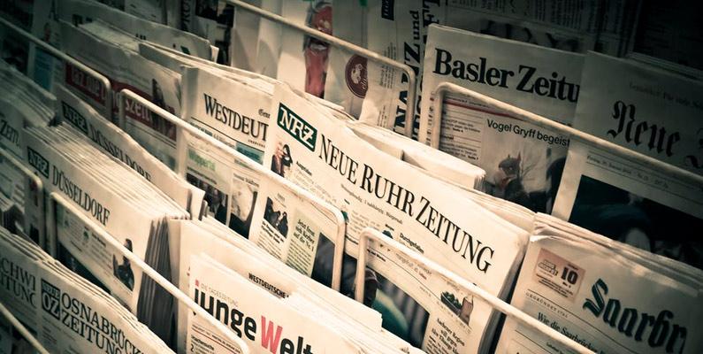 Selección de noticias como mk contenidos