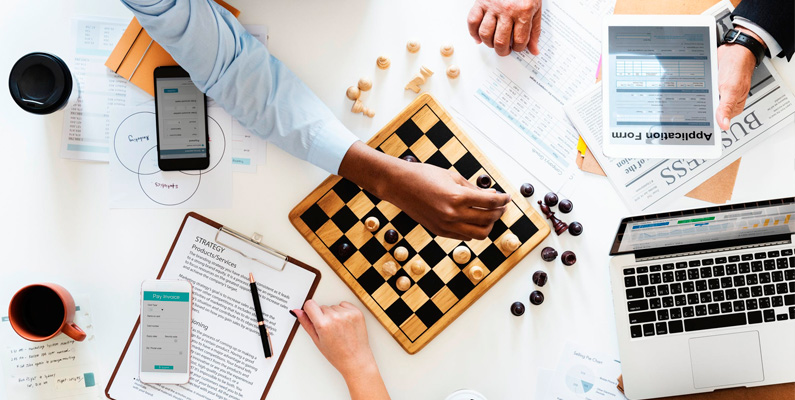 Estrategia CRM Fintech