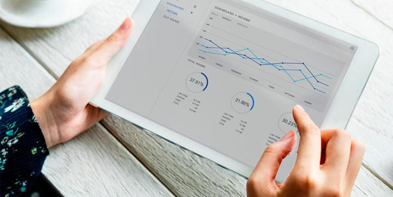 Relación entre métrica y KPI
