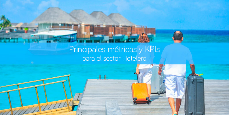 Principales métricas y KPIs para el sector Hotelero