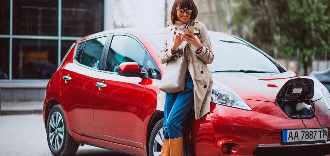 Los Millennials y el coche eléctrico