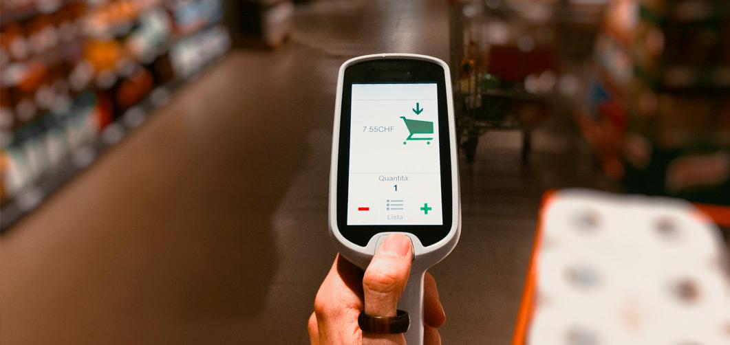 Uso tecnología Retail
