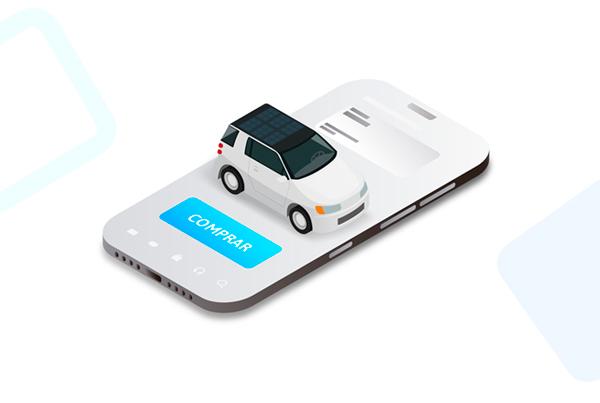 Landing Aumenta las ventas de vehículos con un eCommerce